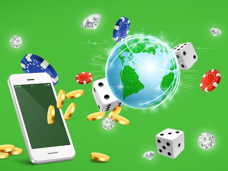 hey can play only for the welcome bonus attached with the low deposit and can stop playing in the particular site.